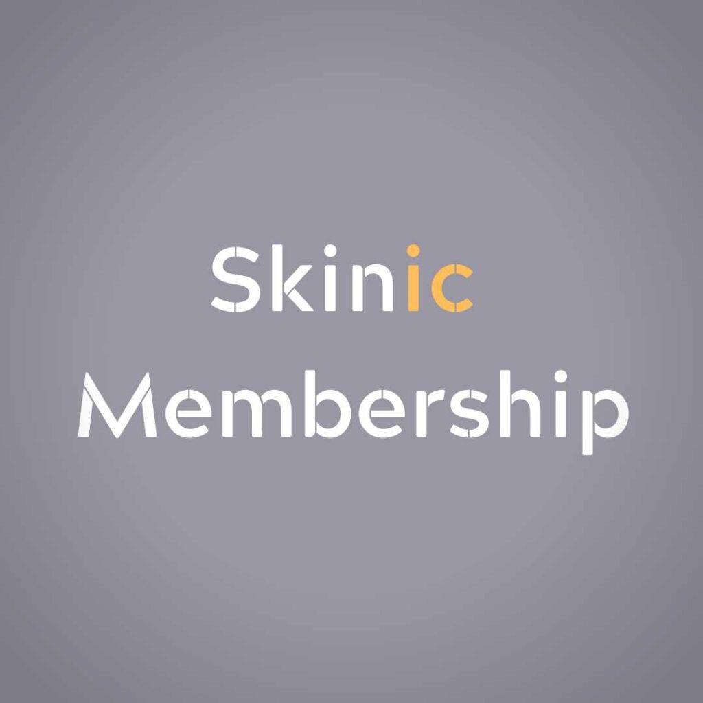 Skin Membership - Skin Club